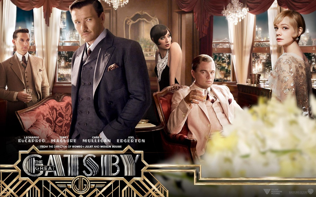 theme - The great gatsby
